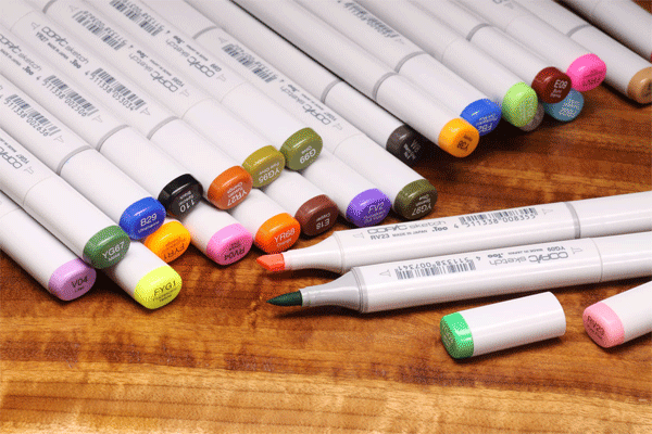 copic-markers