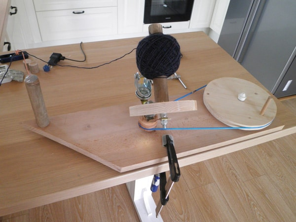 use-a-yarn-winder