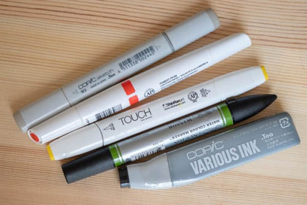 different-types-of-markers